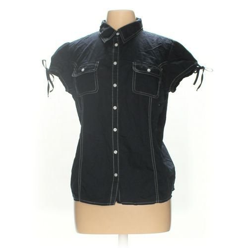 Tommy Hilfiger Button-up Shirt in size L at up to 95% Off - Swap.com
