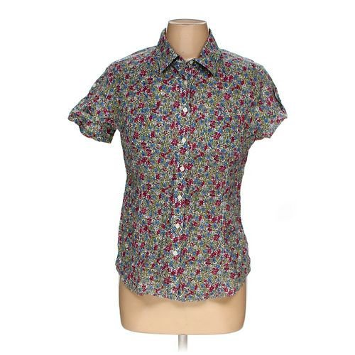 Tommy Hilfiger Button-up Shirt in size M at up to 95% Off - Swap.com
