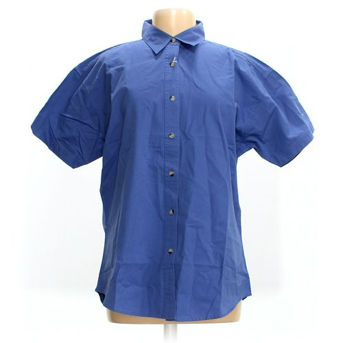 Tri-Mountain Button-up Shirt in size L at up to 95% Off - Swap.com