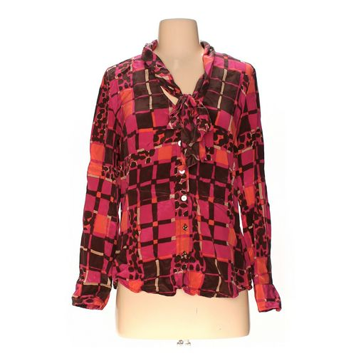 Trina Turk Button-up Shirt in size S at up to 95% Off - Swap.com