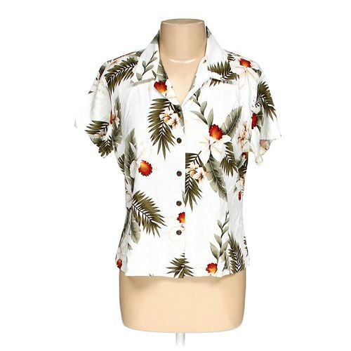 Two Palms Button-up Shirt in size M at up to 95% Off - Swap.com