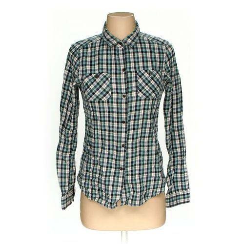 UNIQLO Button-up Shirt in size XS at up to 95% Off - Swap.com