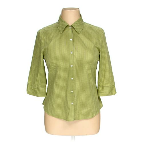 Valerie Stevens Button-up Shirt in size L at up to 95% Off - Swap.com