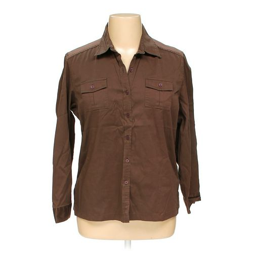Van Heusen Button-up Shirt in size XL at up to 95% Off - Swap.com