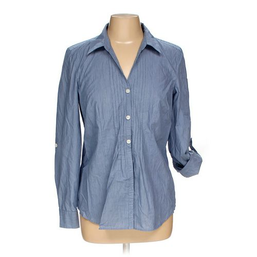 Van Heusen Button-up Shirt in size M at up to 95% Off - Swap.com