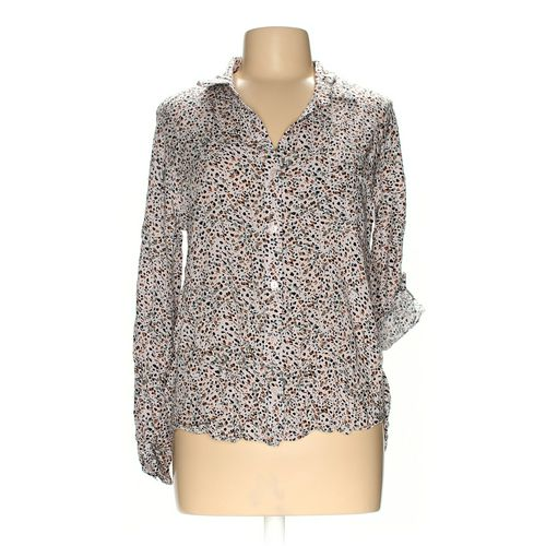 Velvet Heart Button-up Shirt in size L at up to 95% Off - Swap.com