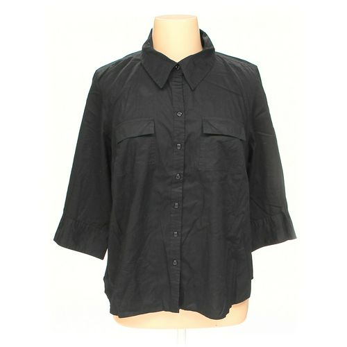 Venezia Button-up Shirt in size 18 at up to 95% Off - Swap.com