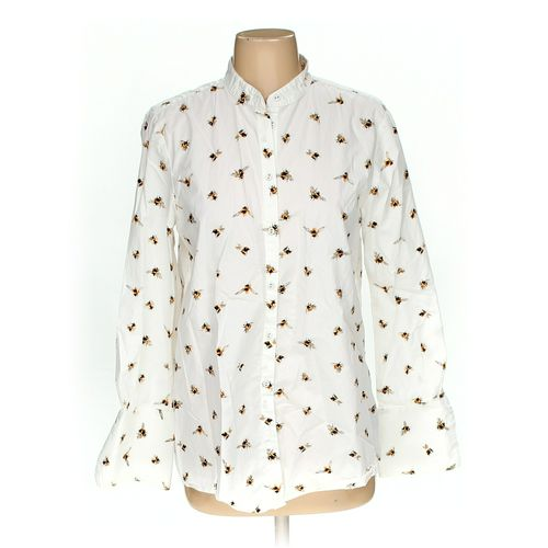 Victoria Beckham Button-up Shirt in size S at up to 95% Off - Swap.com