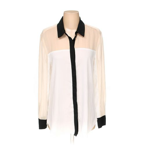 Victoria's Secret Button-up Shirt in size S at up to 95% Off - Swap.com