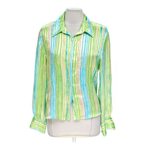 Violet & Claire Button-up Shirt in size L at up to 95% Off - Swap.com