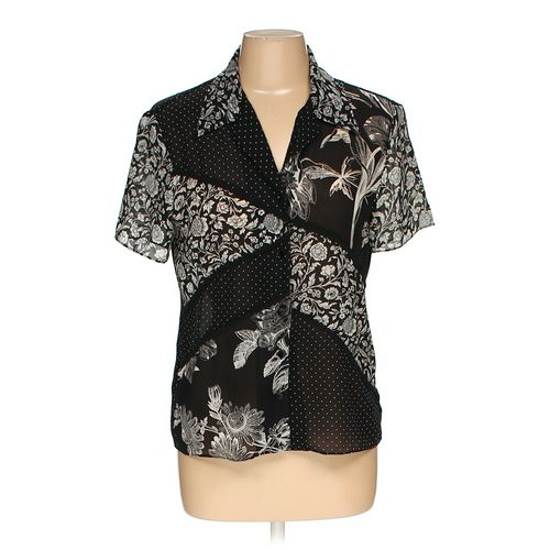 Virgo Lounge Button-up Shirt in size 6 at up to 95% Off - Swap.com