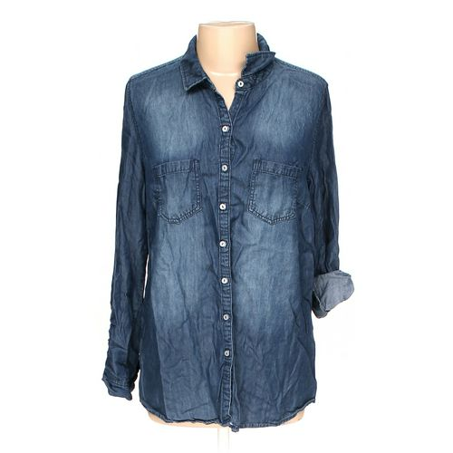 Wendy Bellissimo Button-up Shirt in size L at up to 95% Off - Swap.com