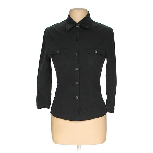 Wet Seal Button-up Shirt in size M at up to 95% Off - Swap.com