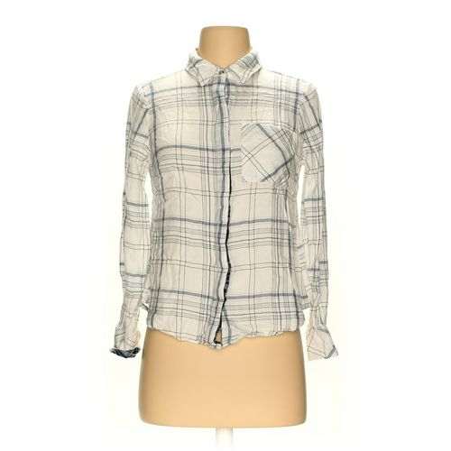 White House Black Market Button-up Shirt in size 2 at up to 95% Off - Swap.com