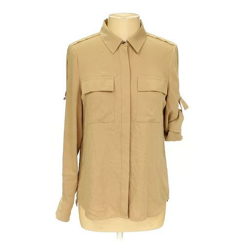 White House Black Market Button-up Shirt in size 6 at up to 95% Off - Swap.com