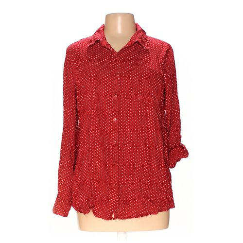 White Stag Button-up Shirt in size 12 at up to 95% Off - Swap.com