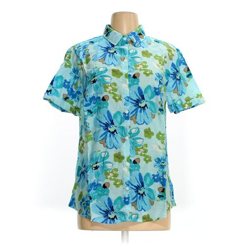 White Stag Button-up Shirt in size 8 at up to 95% Off - Swap.com