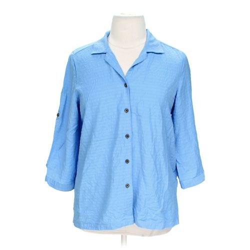 White Stag Button-up Shirt in size XL at up to 95% Off - Swap.com