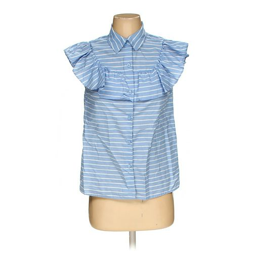 Who What Wear Button-up Shirt in size XS at up to 95% Off - Swap.com