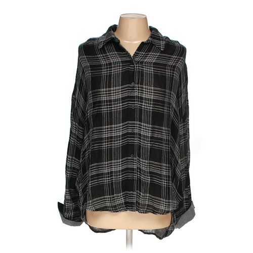 William Rast Button-up Shirt in size M at up to 95% Off - Swap.com