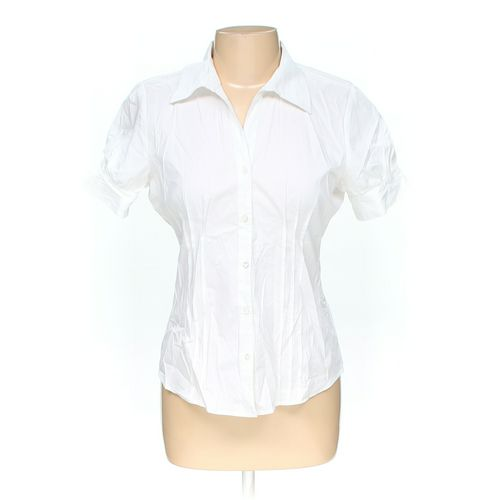 Worthington Button-up Shirt in size 10 at up to 95% Off - Swap.com