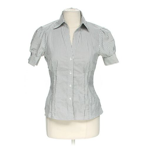 Worthington Button-up Shirt in size 8 at up to 95% Off - Swap.com