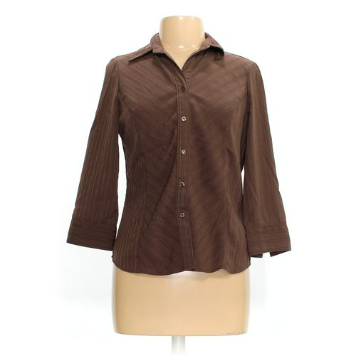 Worthington Button-up Shirt in size M at up to 95% Off - Swap.com