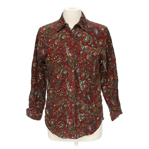 Xeres Damour Button-up Shirt in size M at up to 95% Off - Swap.com