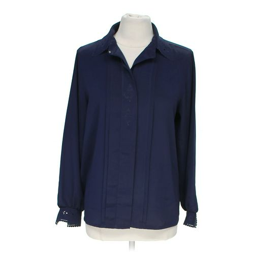 Yves St. Clair Button-up Shirt in size 12 at up to 95% Off - Swap.com
