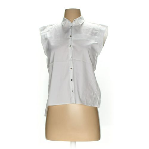 ZARA Button-up Shirt in size XS at up to 95% Off - Swap.com