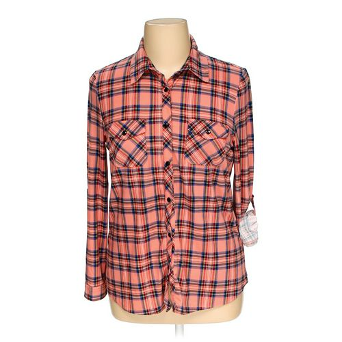 Zenobia Button-up Shirt in size XL at up to 95% Off - Swap.com