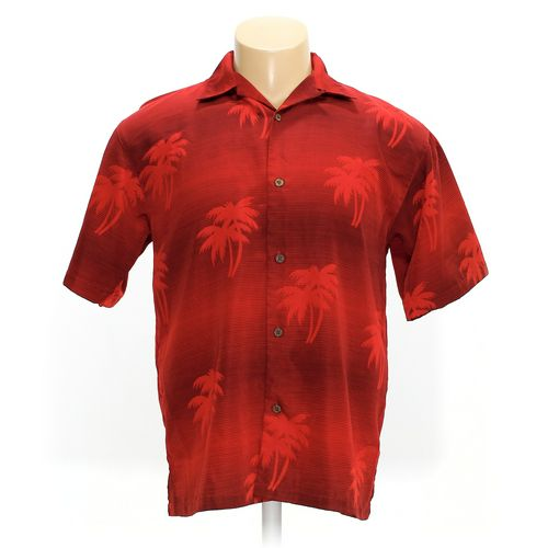 Aloha Button-up Short Sleeve Shirt in size L at up to 95% Off - Swap.com