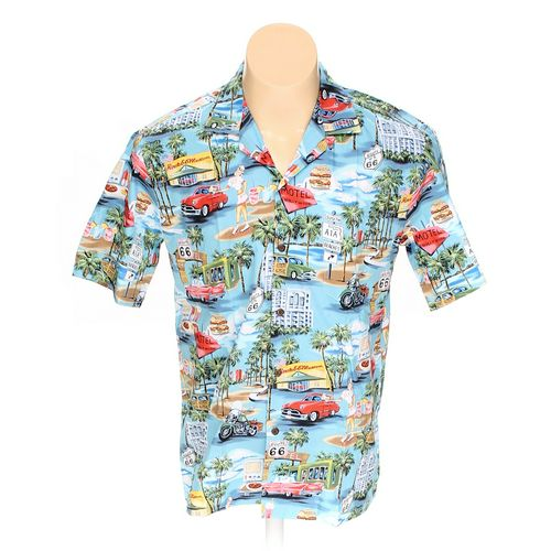Aloha Republic Button-up Short Sleeve Shirt in size L at up to 95% Off - Swap.com