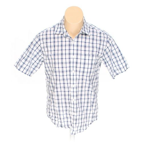 Amazon Essentials Button-up Short Sleeve Shirt in size M at up to 95% Off - Swap.com