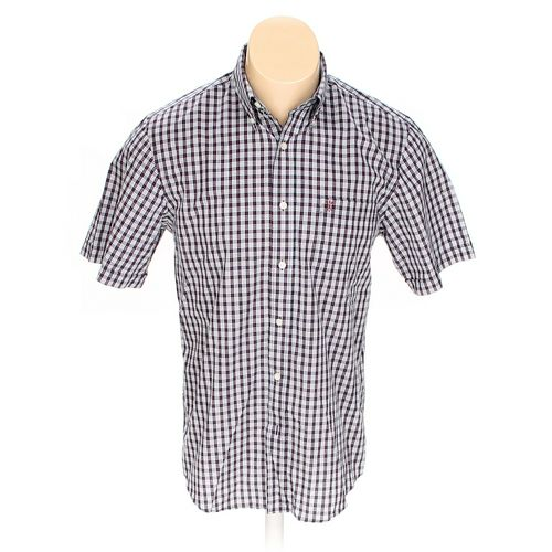 Arrow Button-up Short Sleeve Shirt in size S at up to 95% Off - Swap.com