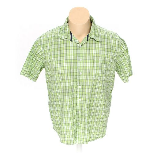 Bailey's Point Button-up Short Sleeve Shirt in size XXL at up to 95% Off - Swap.com