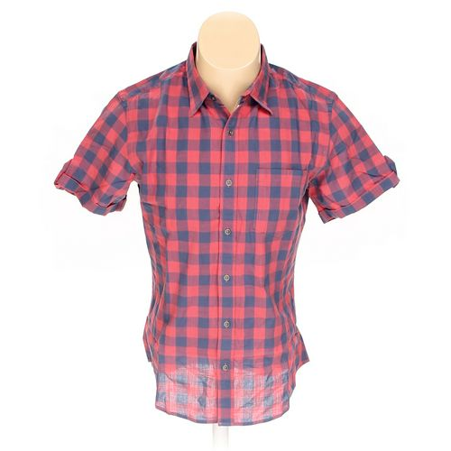 Banana Republic Button-up Short Sleeve Shirt in size S at up to 95% Off - Swap.com