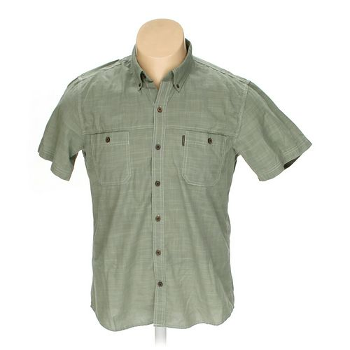 Bass Button-up Short Sleeve Shirt in size XL at up to 95% Off - Swap.com