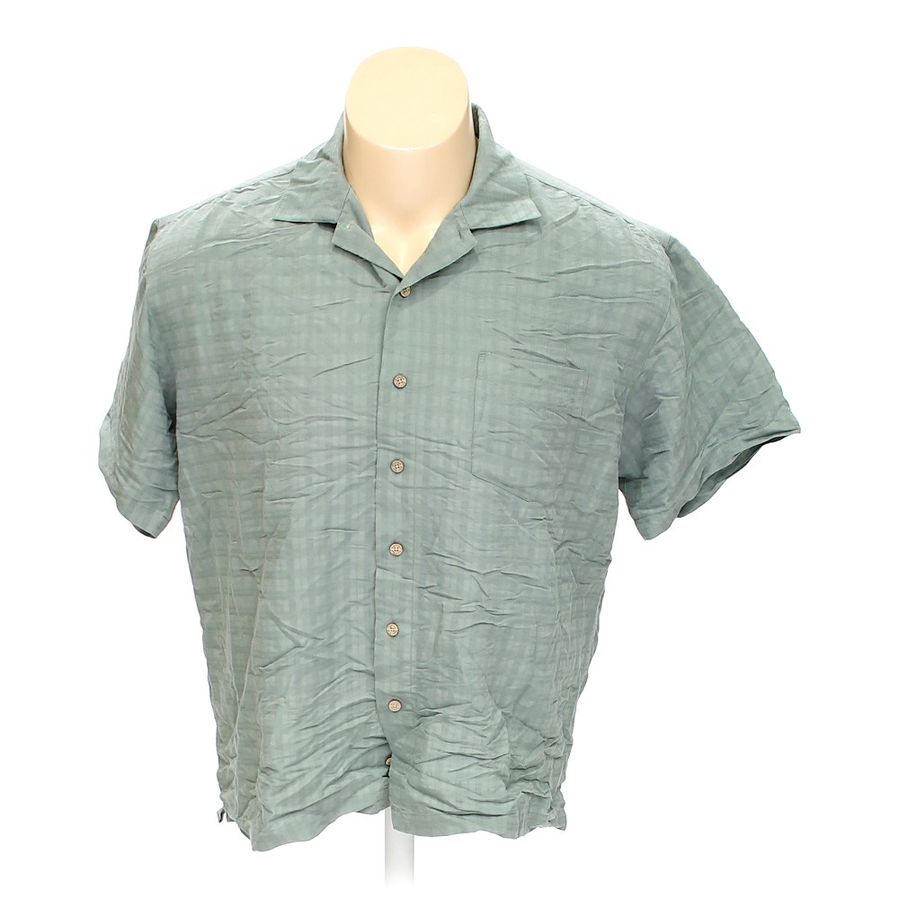 0ee7718ffee6 Batik Bay Button-up Short Sleeve Shirt in size 2XL at up to 95%