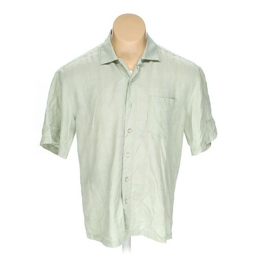 Batik Bay Button-up Short Sleeve Shirt in size L at up to 95% Off - Swap.com