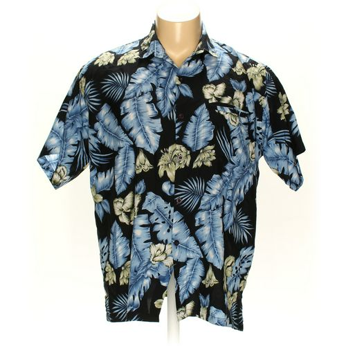Button-up Short Sleeve Shirt in size 2XL at up to 95% Off - Swap.com