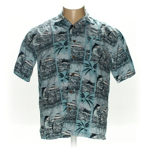 Button-up Short Sleeve Shirt in size XXL at up to 95% Off - Swap.com
