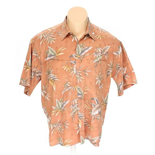 Campia Button-up Short Sleeve Shirt in size XXL at up to 95% Off - Swap.com