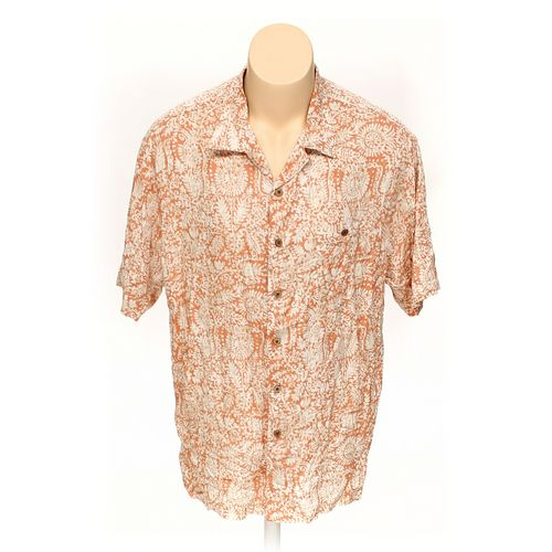 Caribbean Joe Button-up Short Sleeve Shirt in size XL at up to 95% Off - Swap.com