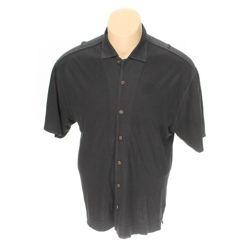 Carribean Joe Button-up Short Sleeve Shirt in size XL at up to 95% Off - Swap.com