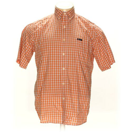 Chaps Button-up Short Sleeve Shirt in size XL at up to 95% Off - Swap.com