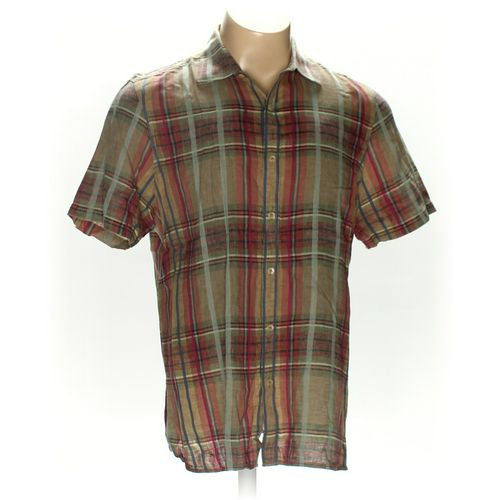 Cooper Jones Supply Button-up Short Sleeve Shirt in size M at up to 95% Off - Swap.com