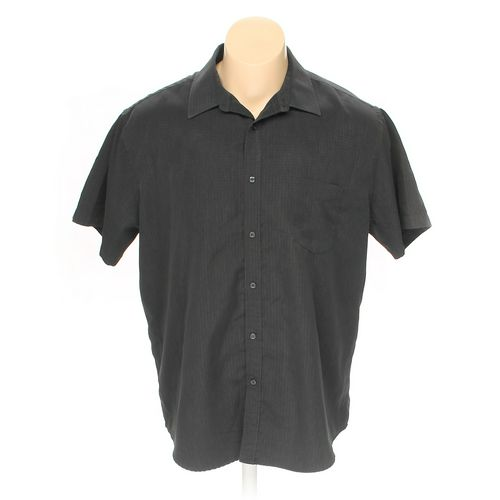 Croft & Barrow Button-up Short Sleeve Shirt in size XXL at up to 95% Off - Swap.com