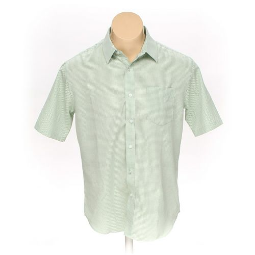 Croft & Barrow Button-up Short Sleeve Shirt in size L at up to 95% Off - Swap.com