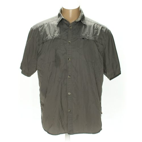 Dakota Grizzly Button-up Short Sleeve Shirt in size 2XL at up to 95% Off - Swap.com